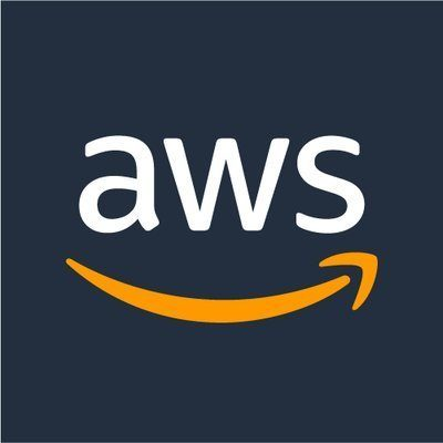 Logo for Amazon Web Services (AWS)
