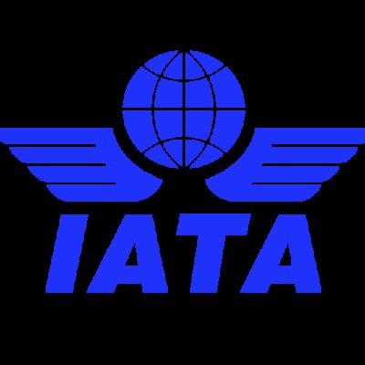 Logo for The International Air Transport Association (IATA)