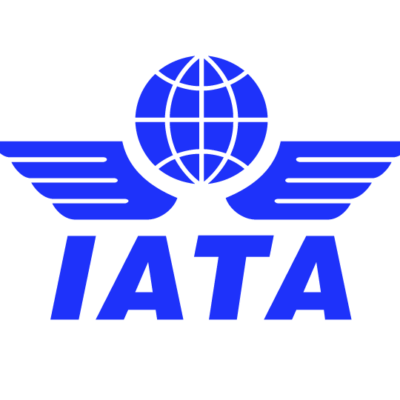 Logo for IATA