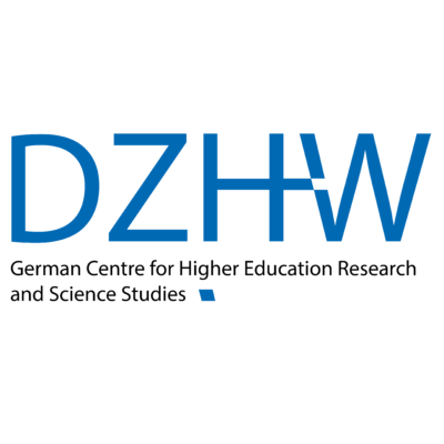 Logo for The German Centre for Higher Education Research and Science Studies (DZHW)
