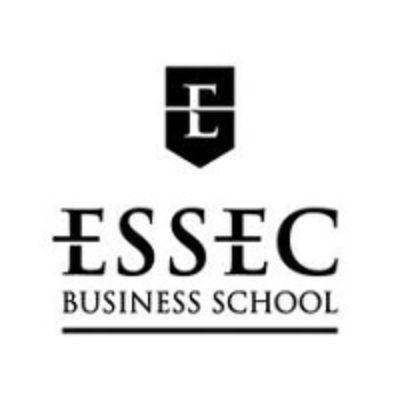 Logo for ESSEC Business School