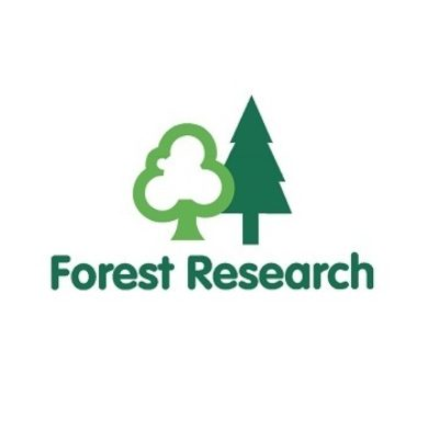 Logo for Forest Research