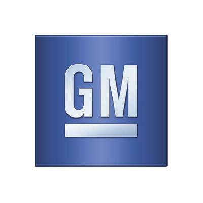 Logo for General Motors