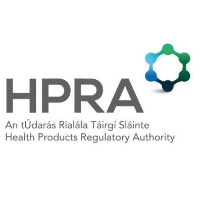Logo for Health Products Regulatory Authority