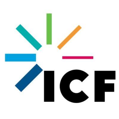 Logo for ICF