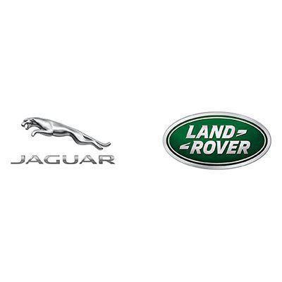 Logo for Jaguar Land Rover