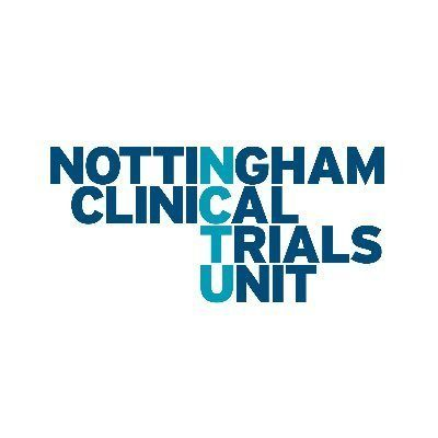 Logo for Nottingham Clinical Trials Unit
