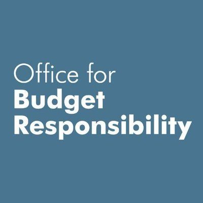 Logo for The Office for Budget Responsibility (OBR)