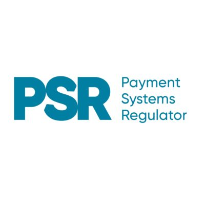 Logo for Payment Systems Regulator