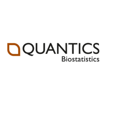 Logo for Quantics Biostatistics