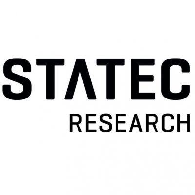 Logo for STATEC Research Asbl