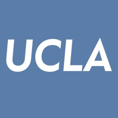 Logo for UCLA