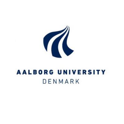Logo for Aalborg University