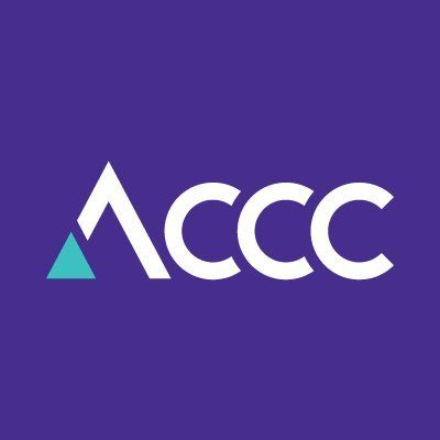 Logo for Australian Competition & Consumer Commission (ACCC)