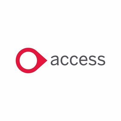 Logo for The Access Group