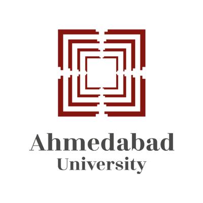 Logo for Ahmedabad University