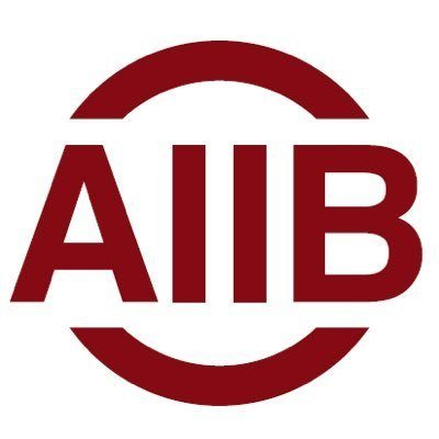 Logo for The Asian Infrastructure Investment Bank (AIIB)