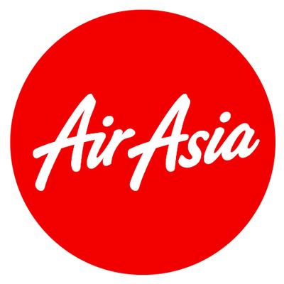 Logo for AirAsia