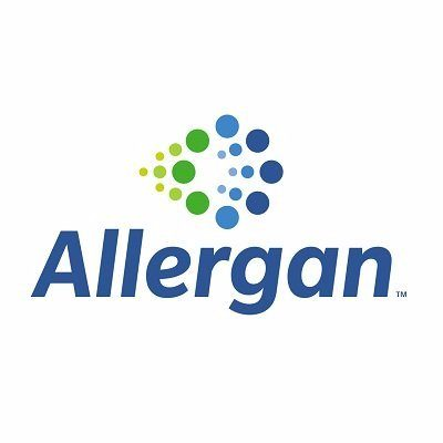 Logo for Allergan
