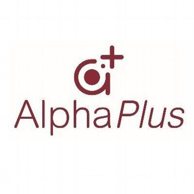 Logo for AlphaPlus