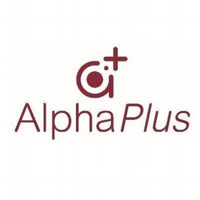Logo for AlphaPlus