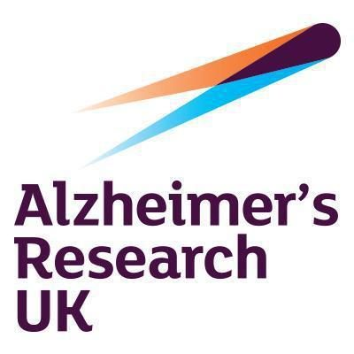 Logo for Alzheimer's Research UK