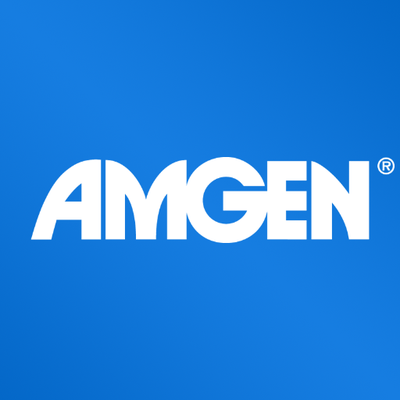 Logo for Amgen