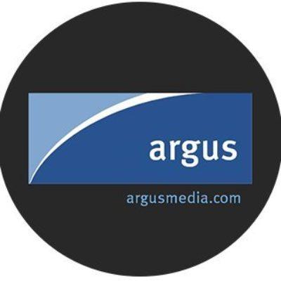 Logo for Argus Media