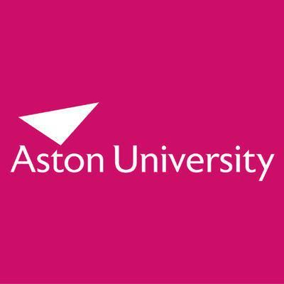Logo for Aston University