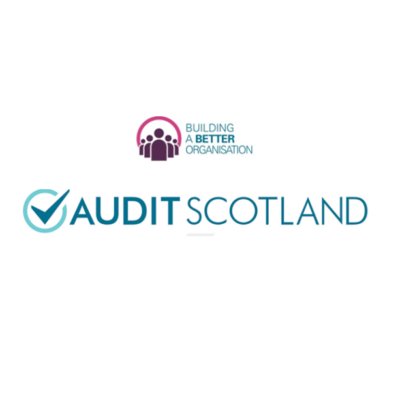 Logo for Audit Scotland