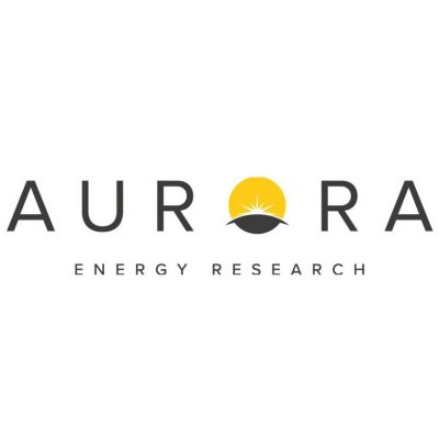 Logo for Aurora Energy Research