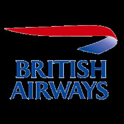 Logo for British Airways