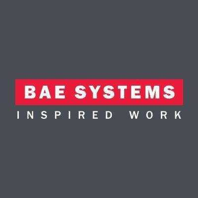 Logo for BAE Systems Applied Intelligence