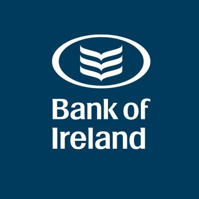 Logo for Bank of Ireland