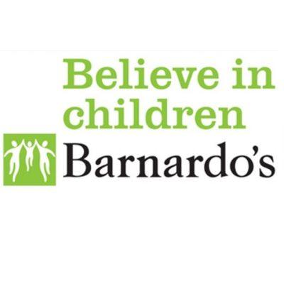 Logo for Barnardo's