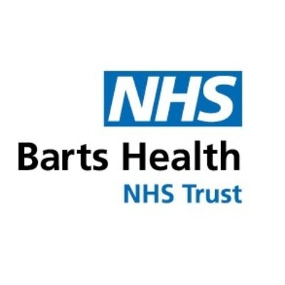 Logo for Barts Health NHS Trust