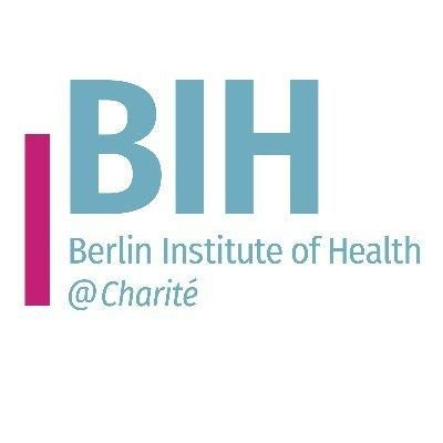 Logo for Berlin Institute of Health