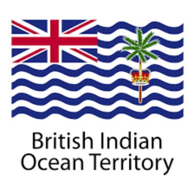 Logo for British Indian Ocean Territory Administration (BIOTA)