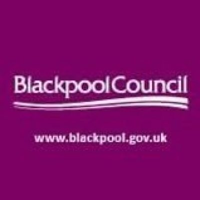 Logo for Blackpool Council