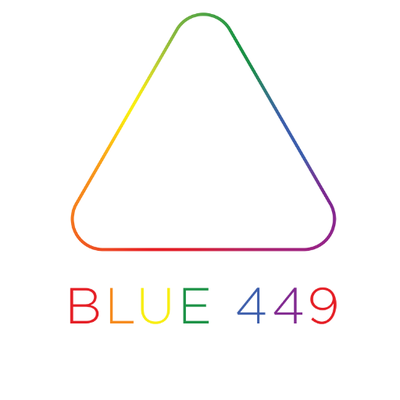 Logo for Blue 449