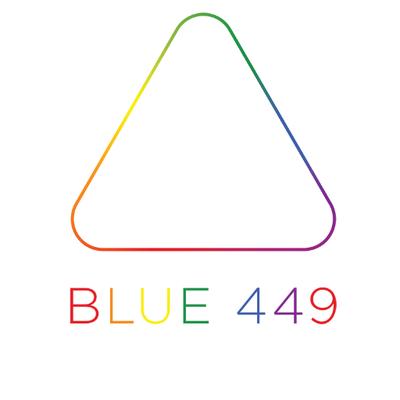 Logo for Blue 449