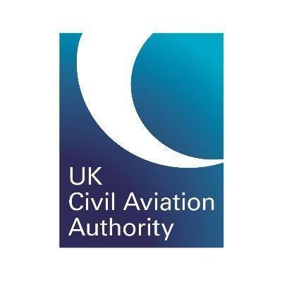 Logo for Civil Aviation Authority (CAA)
