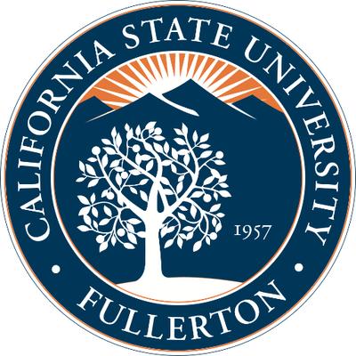 Logo for California State University, Fullerton