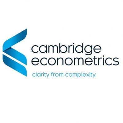 Logo for Cambridge Econometrics