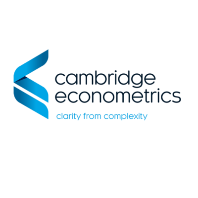 Logo for Cambridge Econometrics (CE)