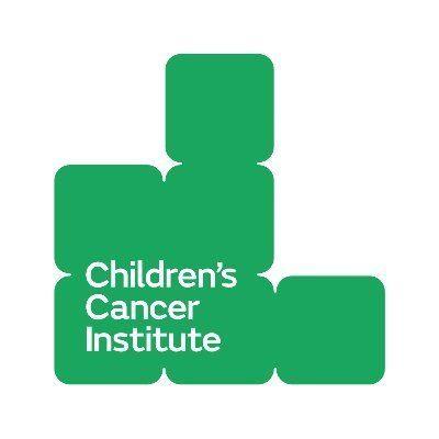 Logo for Children's Cancer Institute