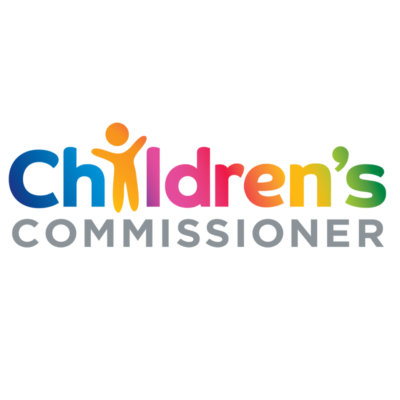 Logo for Children's Commissioner's Office