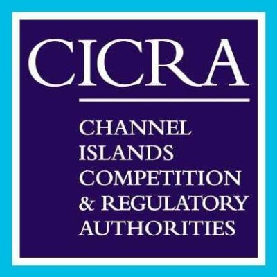 Logo for The Channel Islands Competition Regulatory Authorities (CICRA)
