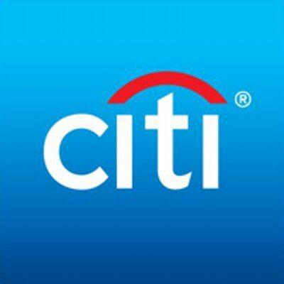Logo for Citi