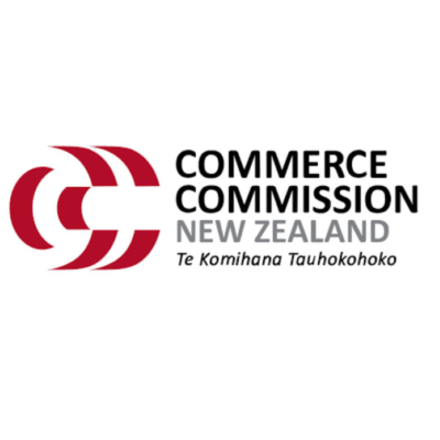Logo for Commerce Commission
